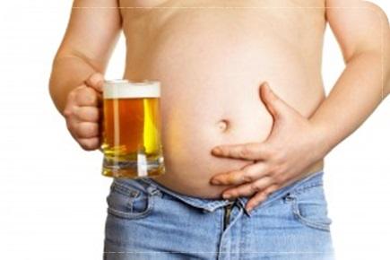 ビール腹に女性が絶対にならない理由。解消したければ真実を見ろ